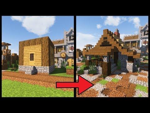 DOWNLOAD:Minecraft Tutorial ▻ How to Transform a Minecraft