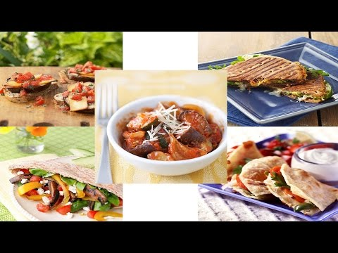 Top 5 Low Carb Vegetarian Recipes Easy