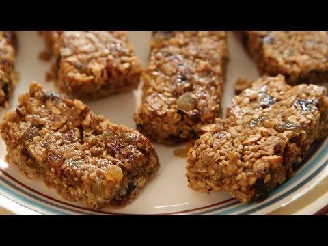 Homemade Granola Bars | Granola Bars Recipe | Kiddie's Corner with Anushruti