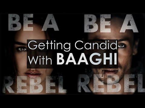 Baaghi - Shraddha & Tiger on Hair Care & Fashion