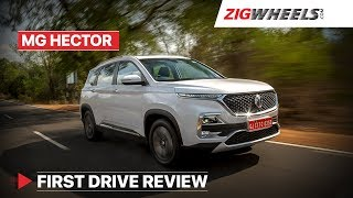 MG Hector Launched at 12.18 Lakh - See Detailed Review | Rivals Tata Harrier & Jeep Compass