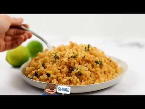 Whole30 Mexican Cauliflower Rice Recipe