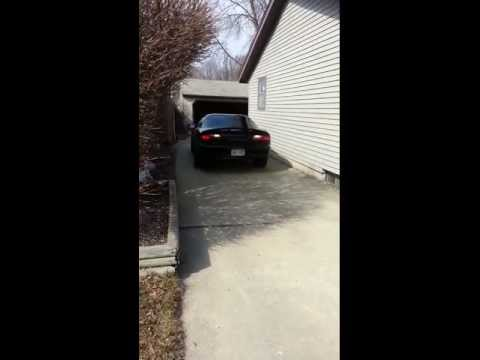 How to piss off your neighbors: Cammed LS1 spring start