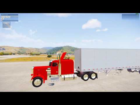 Arma 3 JM Truck and Trailer System