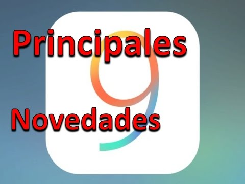 Principales Novedades iOS 9 Las Principales Mejoras Al Detalle