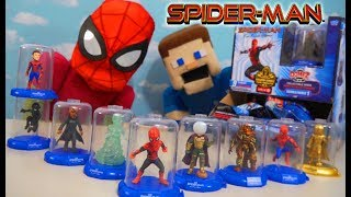 Download SPIDERMAN Far From Home Movie DOMEZ Toys Unboxing Video