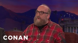 "Brian Posehn: ""Star Wars"" Taught Me About Masturbation  - CONAN on TBS"