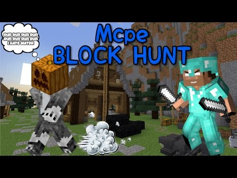 Minigame Mondays Block Hunt w/ bloCkotron
