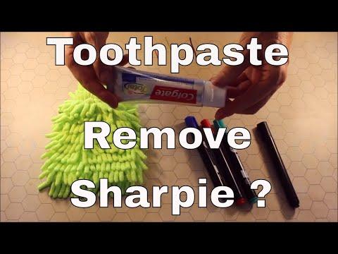 Does Toothpaste Remove Permanent Pen, Chessex Vinyl Mat? (2018)