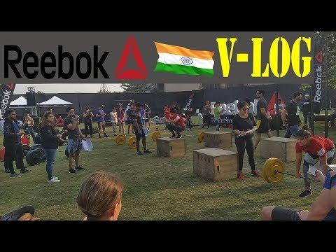 REEBOK CROSSFIT INDIA|SEASON 1| 2017 vLOG