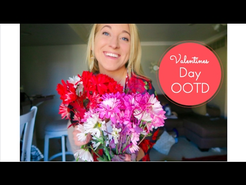 QUICKEST Valentines Day OOTD | Becca and the Key