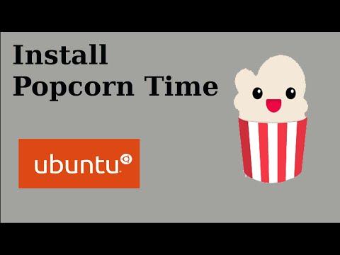 Install Popcorn Time Ubuntu [2015]