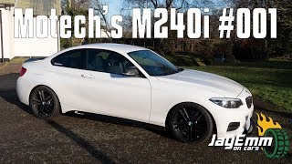 First Drive: Motech Edition BMW M240i