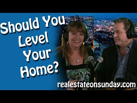 Should You Build Your House Down a Slope or Create a Leveled House?