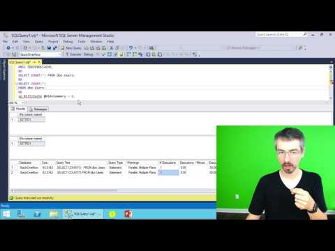 Silent SQL Server Demo: The Plan Cache