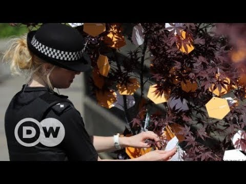 Manchester Arena victims remembered one year on | DW English