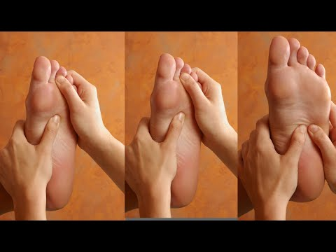How To Give a Relaxing Stress Relieving Foot Massage - 6 Amazing Benefits of Foot Massage
