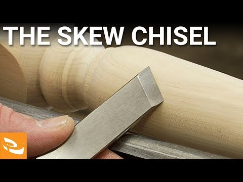 The Skew Chisel with Allan Batty | Woodturning How-to