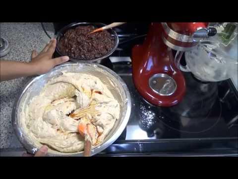 Trinidad Black Fruit Cake- EPISODE 11 - Caribbean Recipe