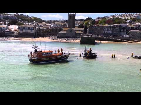 St Ives ALB recovery