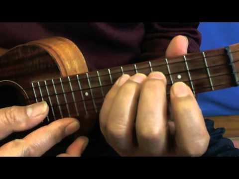 Ukulele Finger Walking Exercise | One Finger Per Fret | Guitar Lessons Auckland
