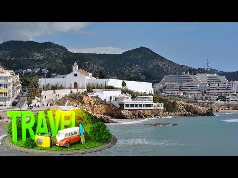 Sitges #CostaDorada ☕ HD 1080p