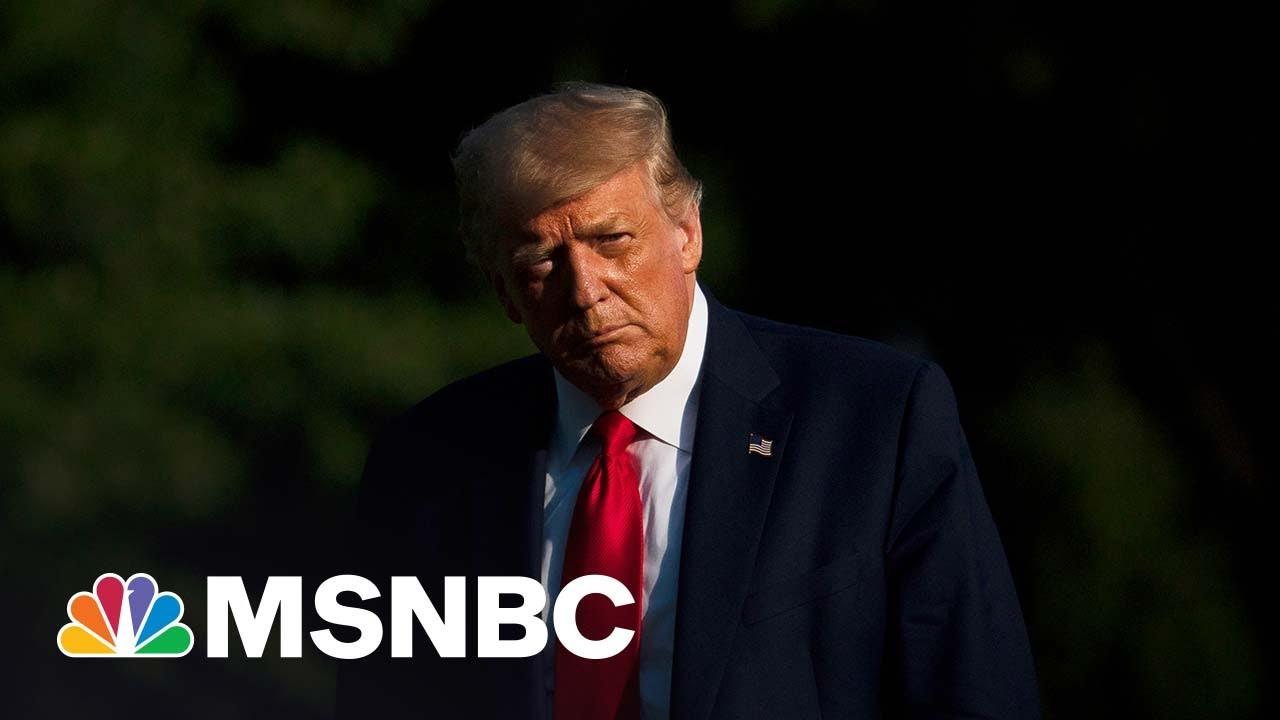 Trump Eyed Removing U.S. Troops Ahead Of Biden Inauguration: Axios