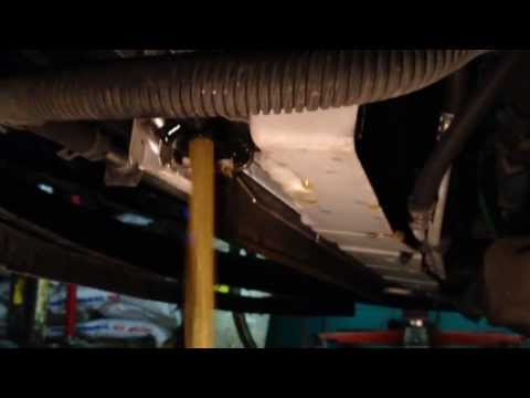 NO HEAT: Ford Taurus Rusty Coolant Flush Procedure