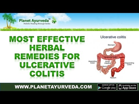 Top 10 Most Effective Herbs To Cure Ulcerative Colitis Naturally