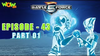 Motu Patlu presents Hot Wheels Battle Force 5 - Sol Survivor - S2 E43.P1 - in Hindi