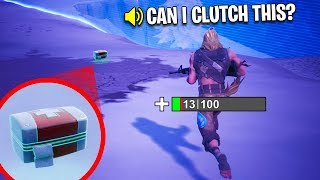 Best Fortnite CLUTCH Compilation! #4