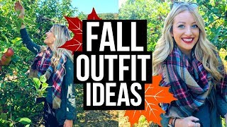 Fall Outfit Ideas | Cute   Affordable!