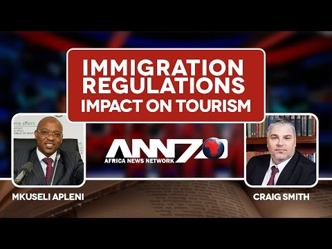 Immigration Regulation of SA Impact on Tourism - 2015