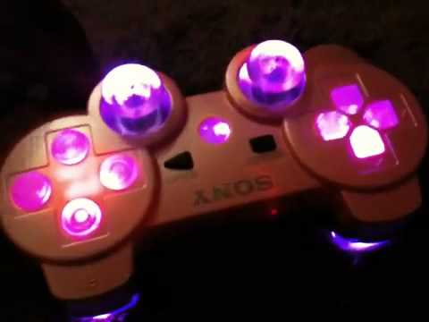 My Modded PS3 Controller Update