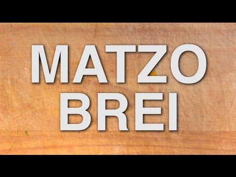Matzo Brei