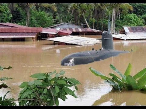 Banjir By Pass Sungai Ular