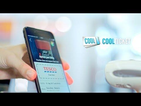 Cool Ticket 2017 - Tesco finest voucher