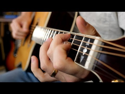 A Basic but Useful Guitar Tuning