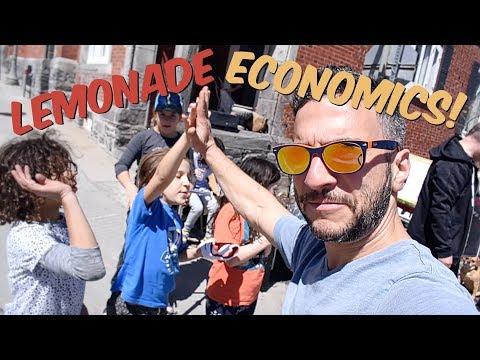 A Lemonade Stand Guide to ECONOMICS!!!
