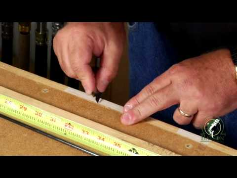 Chapter 4   Measuring and Placing the Guides