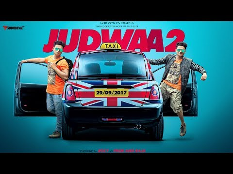 Judwa2 Movie Poster Design || Photoshop Tutorial by Subh Devil