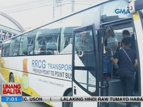 UB: Mga ruta ng P2P bus: Alabang to Makati, Muntinlupa to Makati at Antipolo to Ortigas