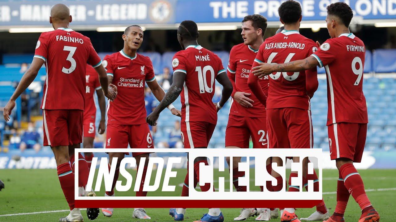 Inside Chelsea: Chelsea 0-2 Liverpool   Mane's double defeats Blues