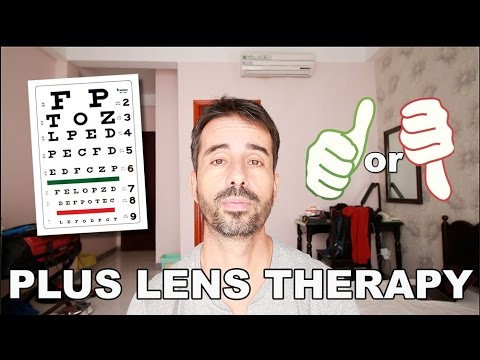 This One Weird Trick To Improve Your Eyesight (PLUS LENS THERAPY - Should You Try it?)