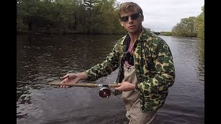 Manitowoc Minute: Fly Fishing