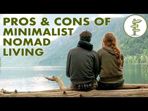 Do We Regret Downsizing & Selling Our House? Minimalist Nomad Living