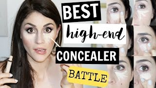 Battle of the High-End Under Eye Concealers