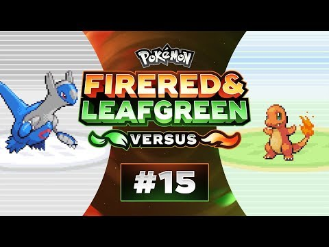 Pokemon Fire Red and Leaf Green Versus - EP15 | ANOTHER MASTERBALL!?