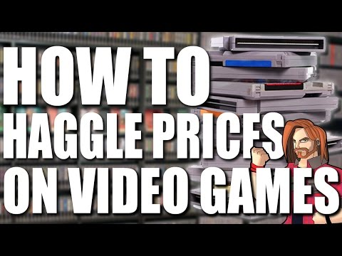 How To Find And Haggle Prices On Video Games  - Tips & Tricks