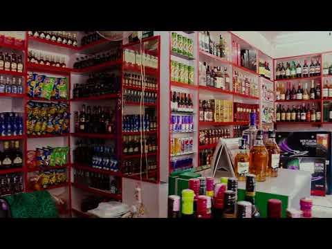 Liquor shop on Sale at Thahiti Chowk, Thamel